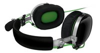 Razer casque-micro BlackShark Expert 2.0 gaming noir-Vue du haut