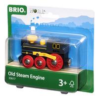 BRIO World 33617 Grande locomotive à vapeur-Côté droit