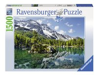Ravensburger puzzel Bergmagie-Vooraanzicht