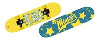 Mondo skateboard Minions geel/blauw