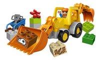 LEGO DUPLO 10811 La pelleteuse-Avant