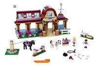 LEGO Friends 41126 Le club d'équitation de Heartlake City-Avant
