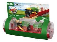 BRIO World 33892 Train à vapeur et tunnel-Côté droit