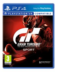 PS4 Gran Turismo Sport  ENG/FR