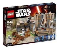 LEGO Star Wars 75139 De slag bij Takodana-Vooraanzicht