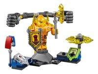 LEGO Nexo Knights 70336 Axl, l'Ultime chevalier-Avant