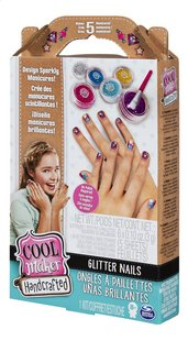 Cool Maker Handcrafted Glitter nails-Rechterzijde
