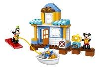LEGO DUPLO 10827 La maison à la plage de Mickey et ses amis-Avant