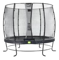 EXIT trampolineset Elegant Economy diameter 2,51 m zwart-Vooraanzicht
