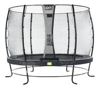 EXIT trampolineset Elegant Economy Ø 3,05 m zwart-Vooraanzicht