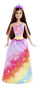 Barbie mannequinpop Fairytale Princess Rainbow-Vooraanzicht