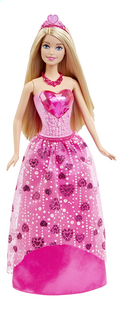 Barbie mannequinpop Fairytale Princess Gem