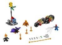 LEGO Super Heroes 76058 Spider-Man: Ghost Rider samenwerking-Vooraanzicht