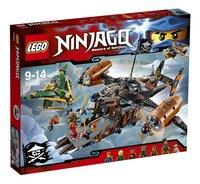 LEGO Ninjago 70605 Le Vaisseau de la Malédiction