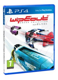 PS4 WipEout Omega Collection ENG/FR