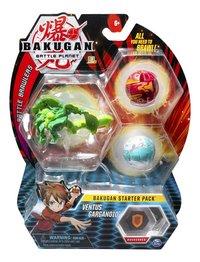 Bakugan Starter 3-Pack - Ventus Garganoid-Vooraanzicht