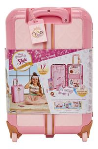 Disney Princess Style Valise avec accessoires-Arrière