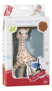 Sophie la girafe jouet de dentition-Côté gauche