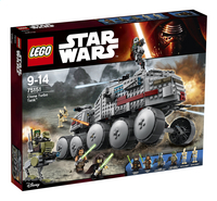 LEGO Star Wars 75151 Clone Turbo Tank-Avant