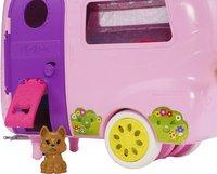 Barbie speelset Chelsea met caravan-Onderkant