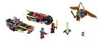 LEGO Ninjago 70600 Ninja La poursuite en moto des Ninja-Avant