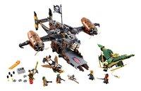 LEGO Ninjago 70605 Misfortune's Keep-Vooraanzicht