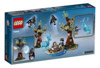 LEGO Harry Potter 75945 Expecto Patronum-Achteraanzicht