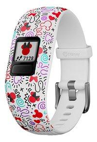 Garmin capteur d'activité Vivofit jr. 2 Adjustable Minnie Mouse-Côté droit