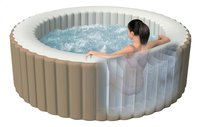 Intex jacuzzi PureSpa Bubble Therapy-Achteraanzicht
