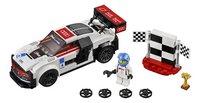 LEGO Speed Champions 75873 Audi R8 LMS ultra-Vooraanzicht