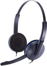 Bigben stereo headset voor PS4 zwart-Vooraanzicht