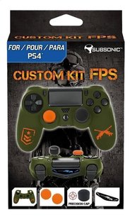 Subsonic Custom Kit FPS voor PS4-Vooraanzicht