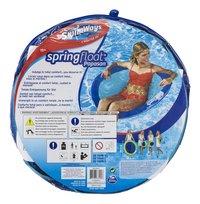 Swimways luchtzetel voor 1 persoon Papasan blauw-Vooraanzicht