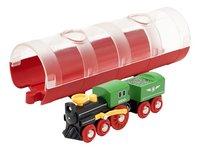 BRIO World 33892 Train à vapeur et tunnel-Avant
