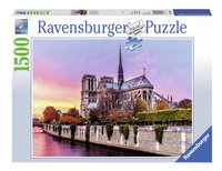 Ravensburger puzzle Pittoresque Notre-Dame-Avant