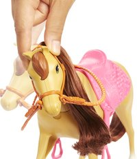 Barbie avec chevaux et Chelsea-Image 2