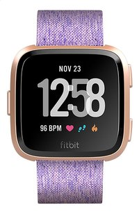 Fitbit montre connectée Versa Lavender-Avant