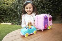 Barbie speelset Chelsea met caravan-Afbeelding 4