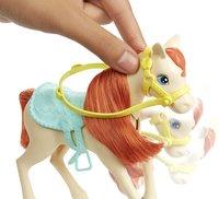 Barbie avec chevaux et Chelsea-Image 4
