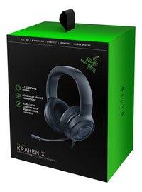 Razer Headset Kraken X-Rechterzijde