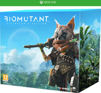 Xbox One Biomutant Collector's Edition FR/ANG-Détail de l'article