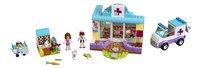 LEGO Juniors 10728 Mia's dierenkliniek-Vooraanzicht