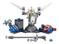 LEGO Nexo Knights 70337 Lance, l'ultime chevalier-Avant
