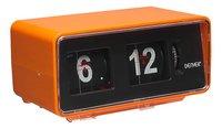 Denver radio-réveil rétro CR-425 orange-Côté gauche