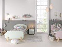 Nachtkastje Kinderkamer Afbeeldingen : Nachtkastje kiddy roze dreamland