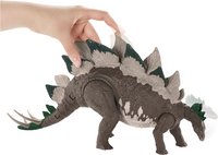Jurassic World figuur Large dino rivals Stegosaurus-Afbeelding 1