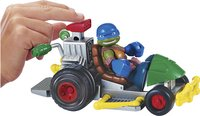 Speelset Teenage Mutant Ninja Turtles Half Shell Heroes Patrol Buggy with Racer Leo-Afbeelding 1