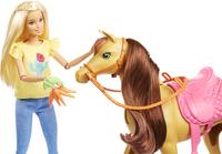 Barbie avec chevaux et Chelsea-Détail de l'article