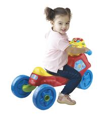 VTech Baby Rijd & Leer Motorfiets rood-Afbeelding 3