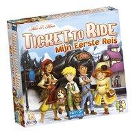 Ticket to Ride Mijn eerste reis-Vooraanzicht
